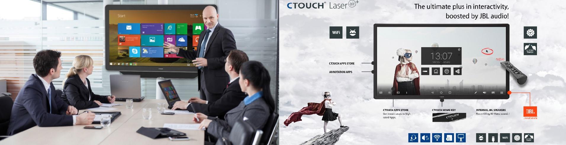CTouch interaktivni monitor