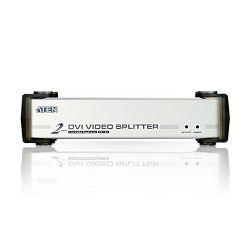 ATEN VS162, 2 PORT DVI VIDEO SPLITTER W/ ADP