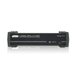 ATEN VS174, 4 PORT DVI Dual Link SPLITTER W/AUDIO W/EU ADP