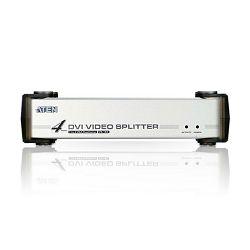 ATEN VS164, 4 PORT DVI VIDEO SPLITTER W/23