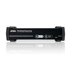 ATEN VS1508T, 8 PORT CAT5 AUDIO/VIDEO SPLITTER W/230V