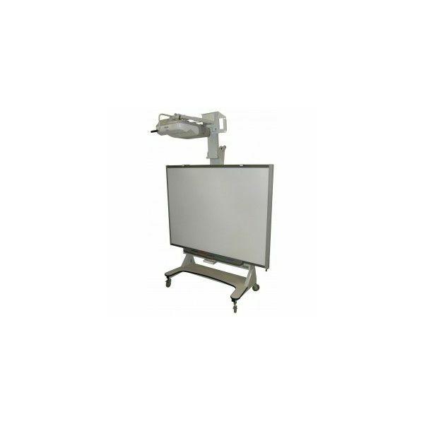 AKCIJA - Mobilno stojalo za belo tablo + UST projektor (DEMO)