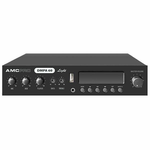 AMC DMPA 60 LIGHT - MEDIA PREDVAJALNIK 60W