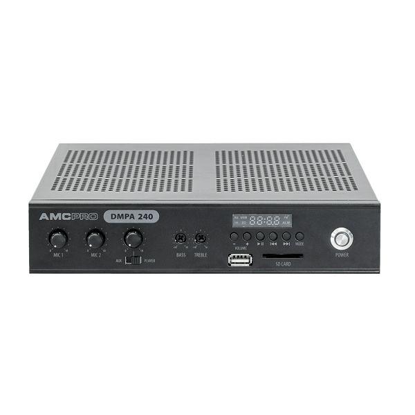 AMC DMPA240 Ojačevalec - Media predvajalnik