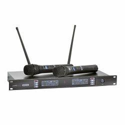 AMC iLive 2x2 dvokanalni brezžični sistem mikrofonov