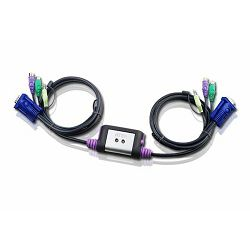 Aten CS62A, 2-Port PS/2 KVM Switch
