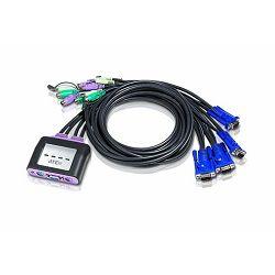Aten CS64A, 4-Port PS/2 KVM Switch