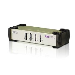 Aten CS84U, 4-Port PS/2-USB KVM Switch