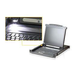 Aten CL1000, Slideaway™ LCD Console