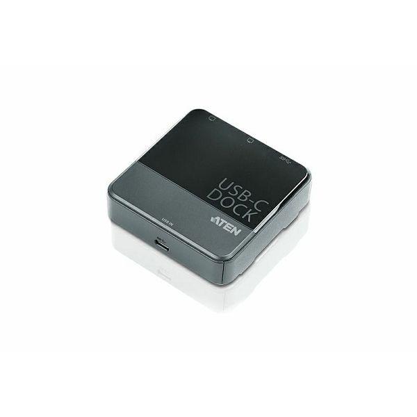 ATEN UH3231, USB-C Dual-DisplayPort Mini Dock