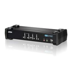 Aten CS1764A, USB 2.0 DVI KVMP™ Switch