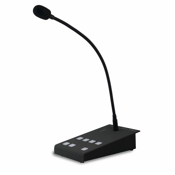 AUDAC APM104 Paging mikrofon
