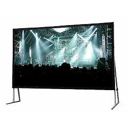 Prenosno platno z alumininjskim okvirjem Avtek FOLD 380, 427x249 cm, format 16:9