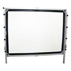 Prenosno platno (projekcija od zadaj) Avtek RP FOLD 240, 264x203 cm, format 4:3