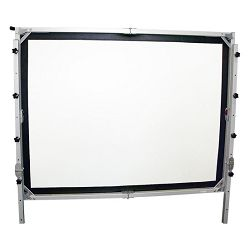 Prenosno platno (projekcija od zadaj) Avtek RP FOLD 280, 325x193 cm, format 16:9