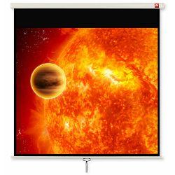 Stensko mehansko platno Avtek Video 240, 240x200 cm, format 4:3