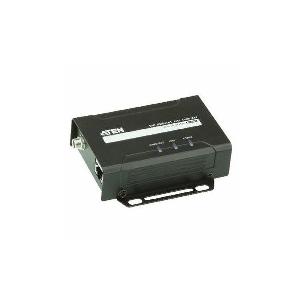 DVI HDBaseT-Lite Receiver W/EU ADP