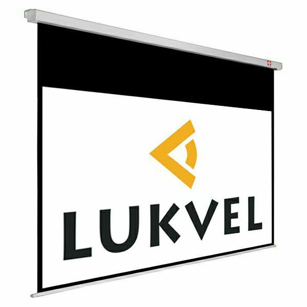 Električno platno Avtek Cinema Electric 270, 270x220 cm, format 16:9