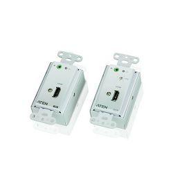 ATEN VE806, HDMI Over CAT5 Extender Wall Plate W/EU ADP