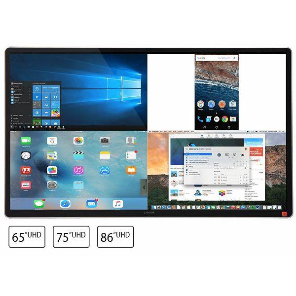 Interaktivni zaslon CTOUCH Leddura 2Share 65'' 32p UHD