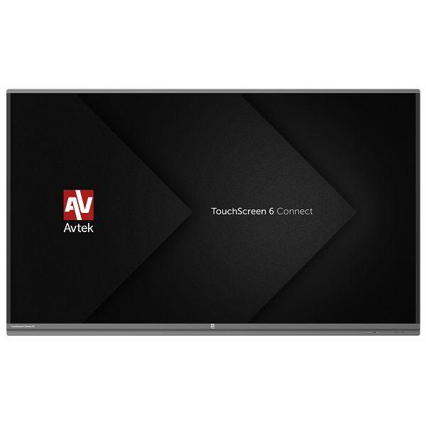 Interaktivni zaslon na dotik Avtek Touchscreen 6 Connect 86