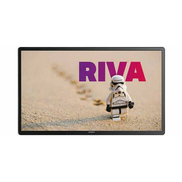 Interaktivni zaslon na dotik CTOUCH Riva 65