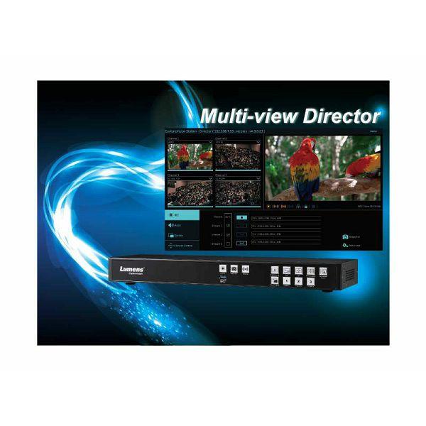 Komplet za snemanje in distribucijo predavanj, sestankov ali dogodkov, LUMENS LC200 + 2xVCA50P