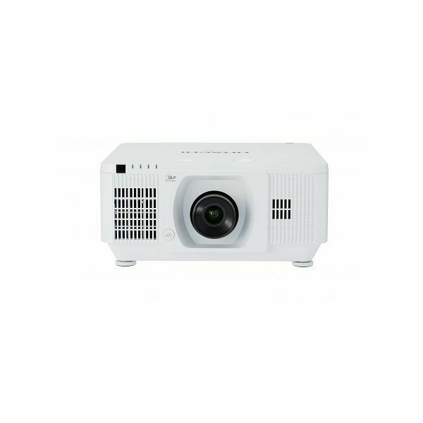 Laserski projektor Hitachi LP-WU6600, DLP, WUXGA (1920x1200) ločljivost, 6000 ANSI lumnov + Objektiv