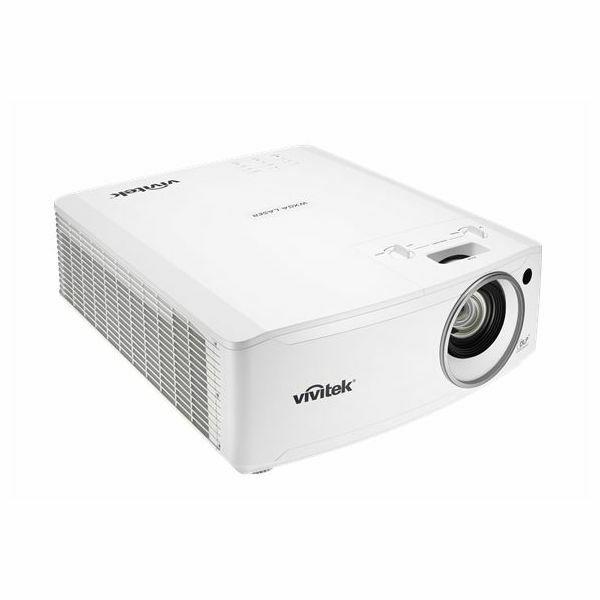 Laserski projektor Vivitek DH4661Z, DLP, Full HD (1920x1080) ločljivost, 5000 ANSI lumnov