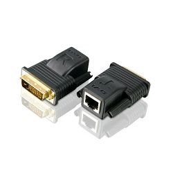 ATEN VE066, MINI CAT5 DVI EXTENDER