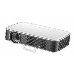 Prenosni mini projektor Qumi Q8, LED, FullHD (1920x1080), 1000 ANSI lumnov