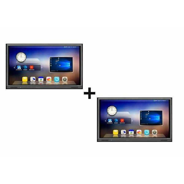 Prihranite z nakupom DVEH zaslonov TRULUX TLM6500 hkrati!