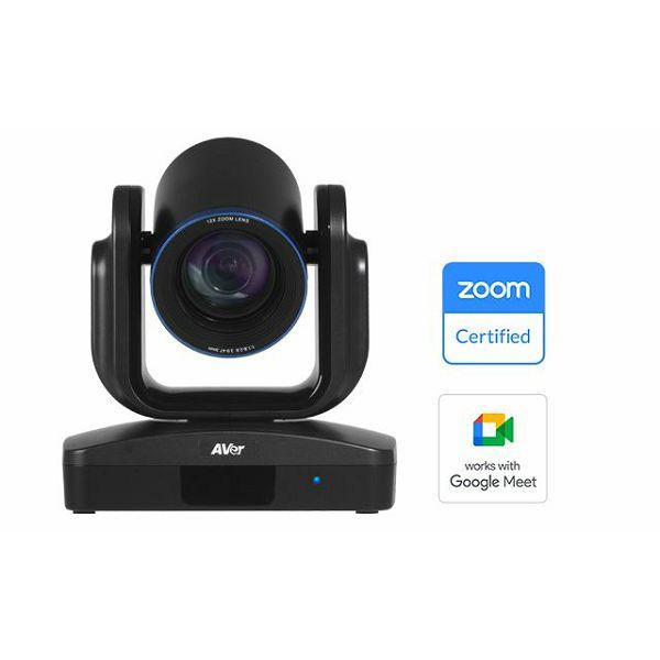 Profesionalna kamera AVER Cam 520,  PTZ, USB Plug-and-Play, 5 let garancije