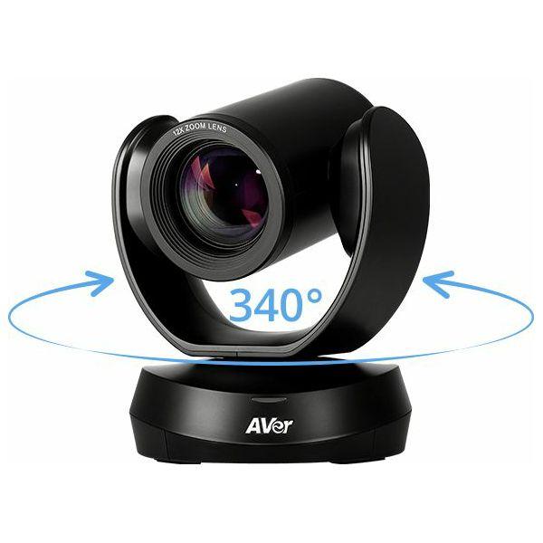 Profesionalna konferenčna kamera USB 3.1, HDMI, POE, 5 let garancije