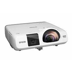 Projektor Epson EB-536Wi, LCD, WXGA (1280x800), 3400 ANSI lumnov