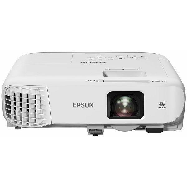 Projektor Epson EB-980W, 3LCD, WXGA (1280 x 800), 3800 ANSI lumnov
