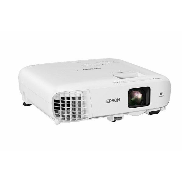 PROJEKTOR EPSON EB-E20 - 3LCD, XGA (1024 x 768), 3400 ANSI lumnov