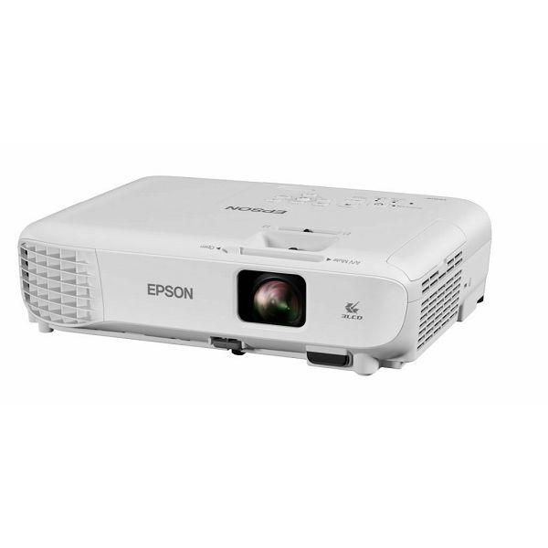PROJEKTOR EPSON EB-W06 - 3LCD, WXGA (1280 x 800), 3700 ANSI lumnov
