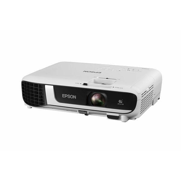 PROJEKTOR EPSON EB-W51 - 3LCD, WXGA (1280 x 800),  4000 ANSI lumnov