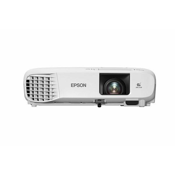 PROJEKTOR EPSON EB-X39 - 3LCD, XGA (1024 x 768), 3500 ANSI lumnov