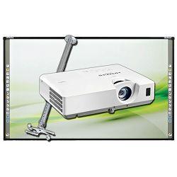 Projektor Hitachi CP-EX251 + Nosilec + interaktivna tabla Hitachi Starboard FX79E1 (brezplačna montaža in izobraževanje)