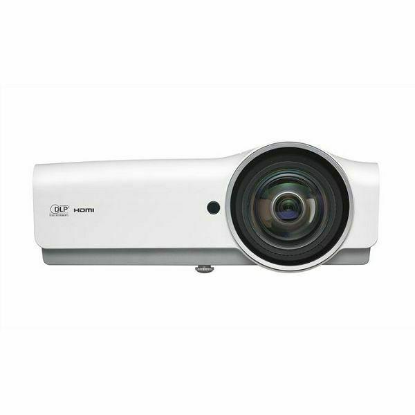 Širokokotni projektor Vivitek DW882ST, DLP, WXGA (1280x800), 3600 ANSI Lumnov