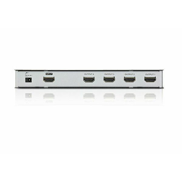 Razdelilec HDMI Aten VS184A, 4-Port 4K HDMI Splitter