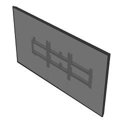 Nosilec za monitor SMS LFD Mod Vert Bars Click
