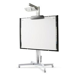 Nosilec za interaktivno tablo SMS Projector Short Throw Mobile A/B in A/W