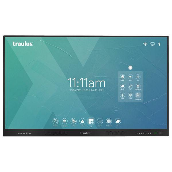 Interaktivni zaslon na dotik Traulux TLM8680 86