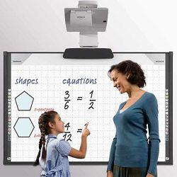 ULTRA-širokokotni projektor Hitachi CP-AX2505 + interaktivna tabla StarBoard FX-79E2