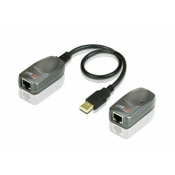 USB 2.0 Cat 5 Extender (do 60m)