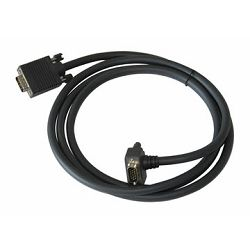 VGA kabel Kramer C-GM/GM(45)-6 (Male- 45° Male) 1,8 m
