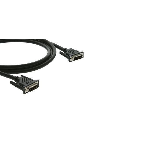 DVI-D Dual link kabel Kramer C-DM/DM-3 (M-M) 0,9 m